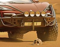 lykan hypersport beast of the desert