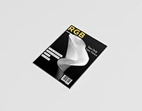 RGB Magazine Design
