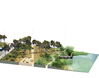 Schéma directeur aménagement des berges - Bordeaux (33)