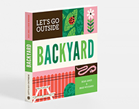 Let's Go Outside - Book