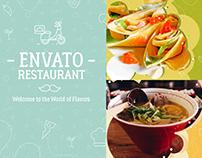 Envato Restaurant A1