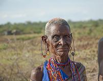 Maasai Women. Magadi Kenya