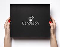 Dandelion Brand Identity
