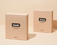LOREAL Infallible Press Kit