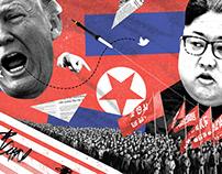The Economist - Trump v Kim