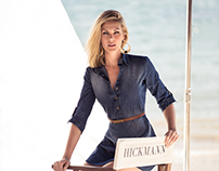 Ana Hickmann Denim