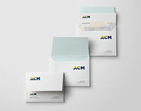 ACM logo & CI