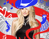 Carrie Underwood–Volkskrant
