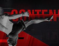 EA UFC3 - Career Mode Backgrounds
