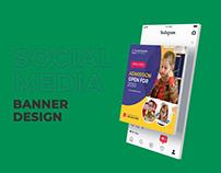 Kids SchoolAdmission Social Media banner