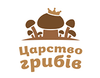 Logo for the supplier of mushrooms