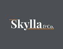 Branding Identity of Skylla & Co.