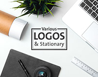 Various Logos and Stationary 2018