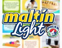 Post de Crecimiento para el IG de Maltín Polar Light