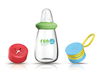 FUNction Baby Bottle