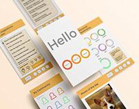 RSA Student Design Awards The Good Life - Happy App