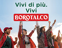 Borotalco - Comunicazione Integrata 2018