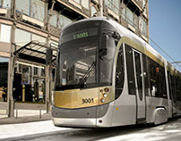 BOMBARDIER - Brussels tramway