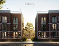 suburb.