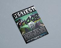 Fridge Festival Pesti Est Cover Concept