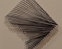 3D String Art