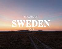 14 Days of Sweden