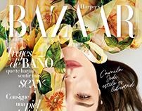 Deconstrucción - Harper's Bazaar COVER MX 2021
