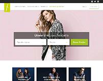 Portal de Empleo Falabella