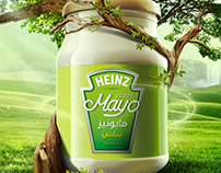 Heinz Veggie Mayo