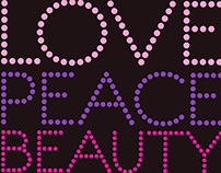 LOVE PEACE BEAUTY