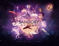 SANDOBY DESIGN COVER