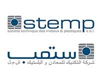 Stemp - Logo and Stationary