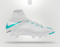 Football Boot Concept Designs