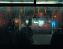 When The Night Comes / Street Photography
