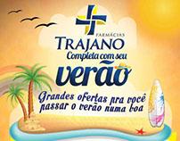 Farmácias Trajano - Completa com seu verão