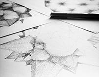 Matter Structure - Dotwork