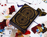 MYTHICAL playing cards