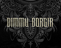 DIMMU BORGIR new merch! artwork project
