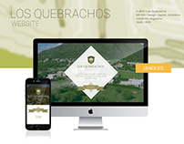 Los Quebrachos Country Club / Website