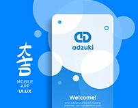 OPEN BANKING MOBILE APP ADZUKI