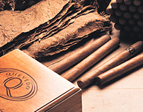 Quevedo Cigar | Logo Design & Packaging