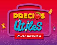 PRECIO$ ÚTILES - Olímpica 2017 -