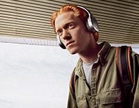 Headphones travel