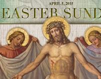 Easter Sunday Bulletin Cover