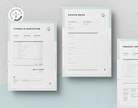 Symbolis - Brief – Estimation – Invoice