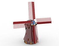 Toy Wind Mill