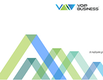 VoIP Business Website Design