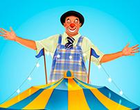 O Circo do Palhaço Mixuruca