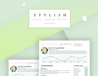 Stylish CV Builder