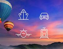 Viajes El Corte Inglés Rebranding